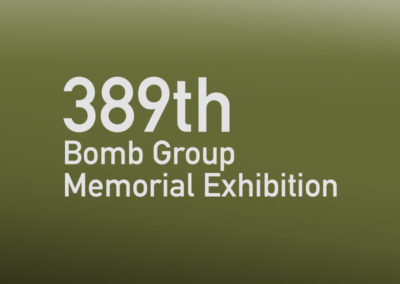 389th Bomb Group Memorial Exhibition