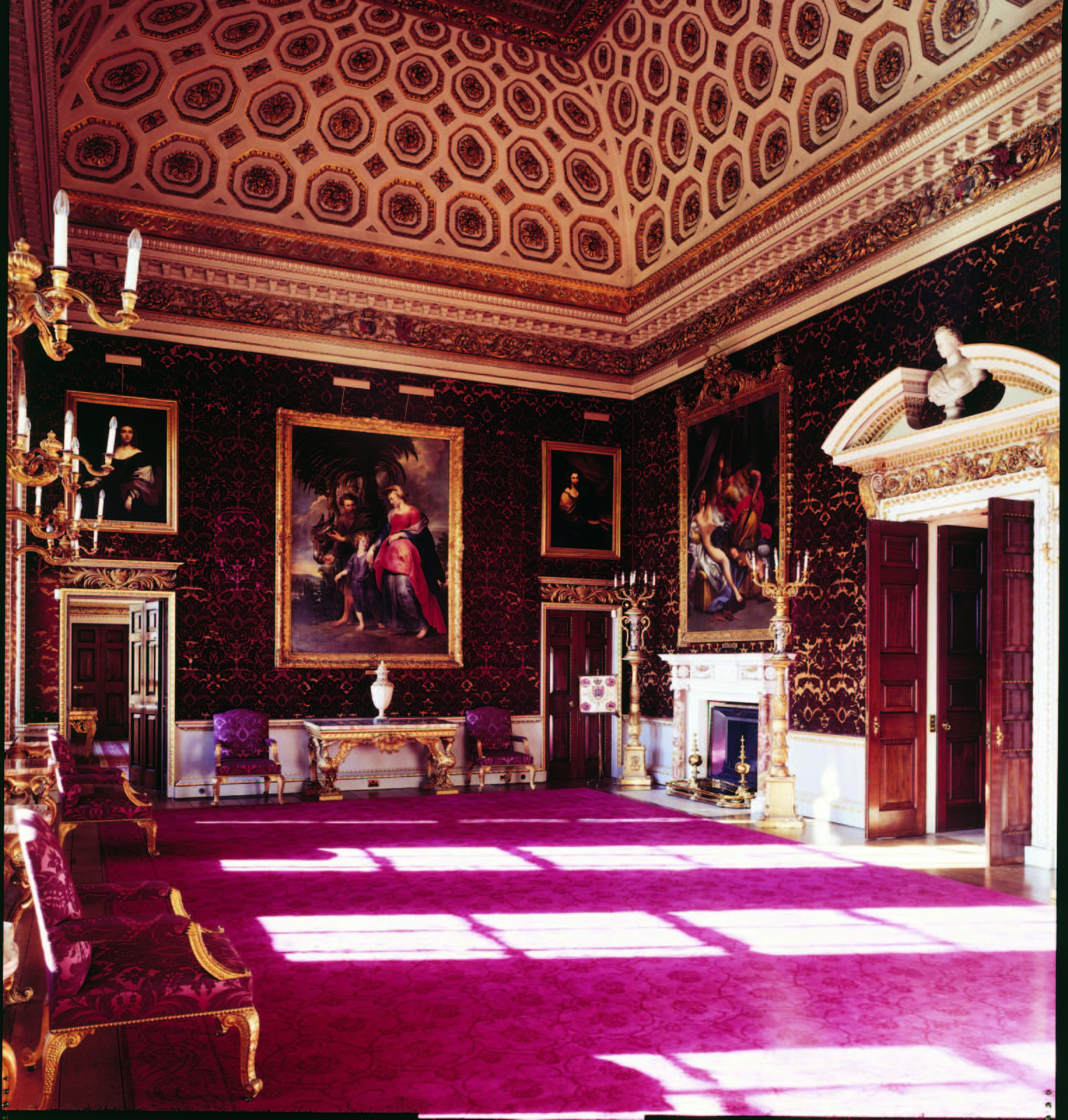 Holkham Hall Interior SAL 1A