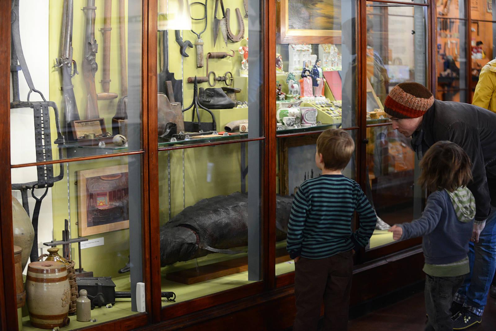 Lynn Museum interior 3