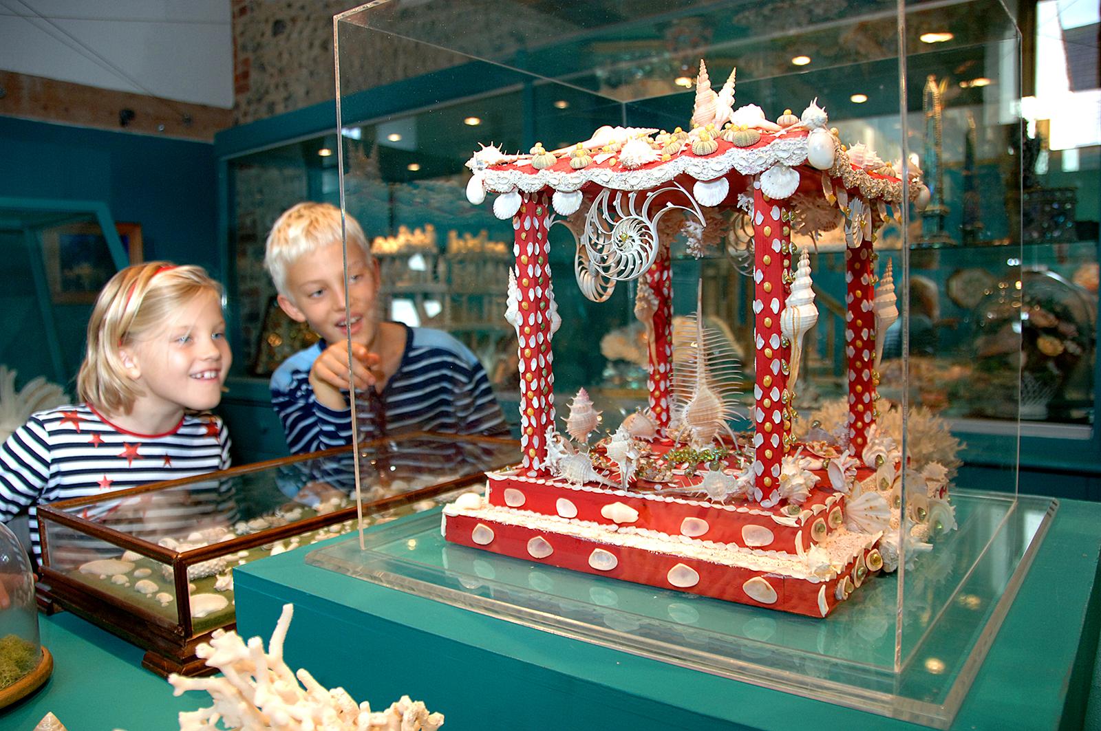 Peter Coke Shell Gallery Sheringham 1