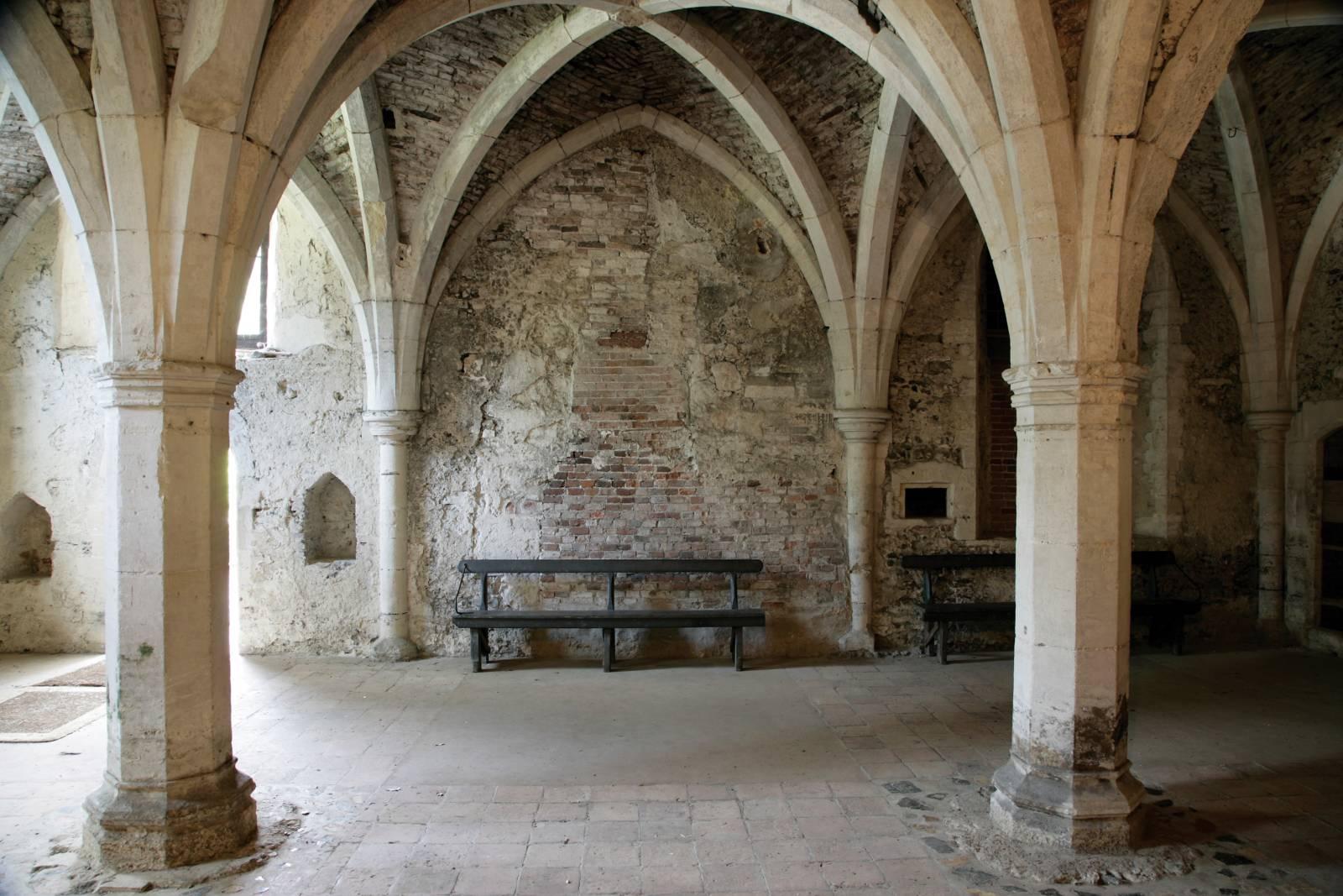 Walsingham Abbey guidebook - 2 of 3