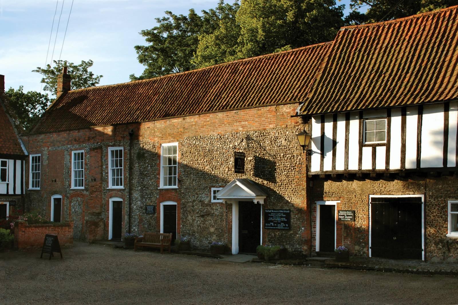 Walsingham Abbey guidebook - 3 of 3