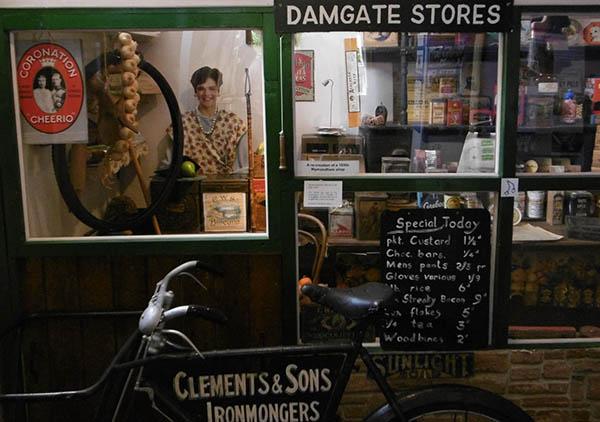 Wymondham Shop Display