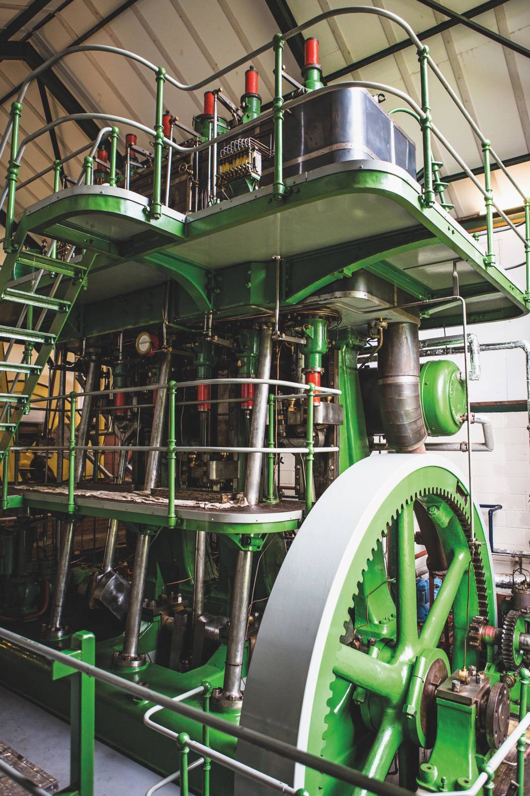 Forncett Dover Waterworks. enginejpg