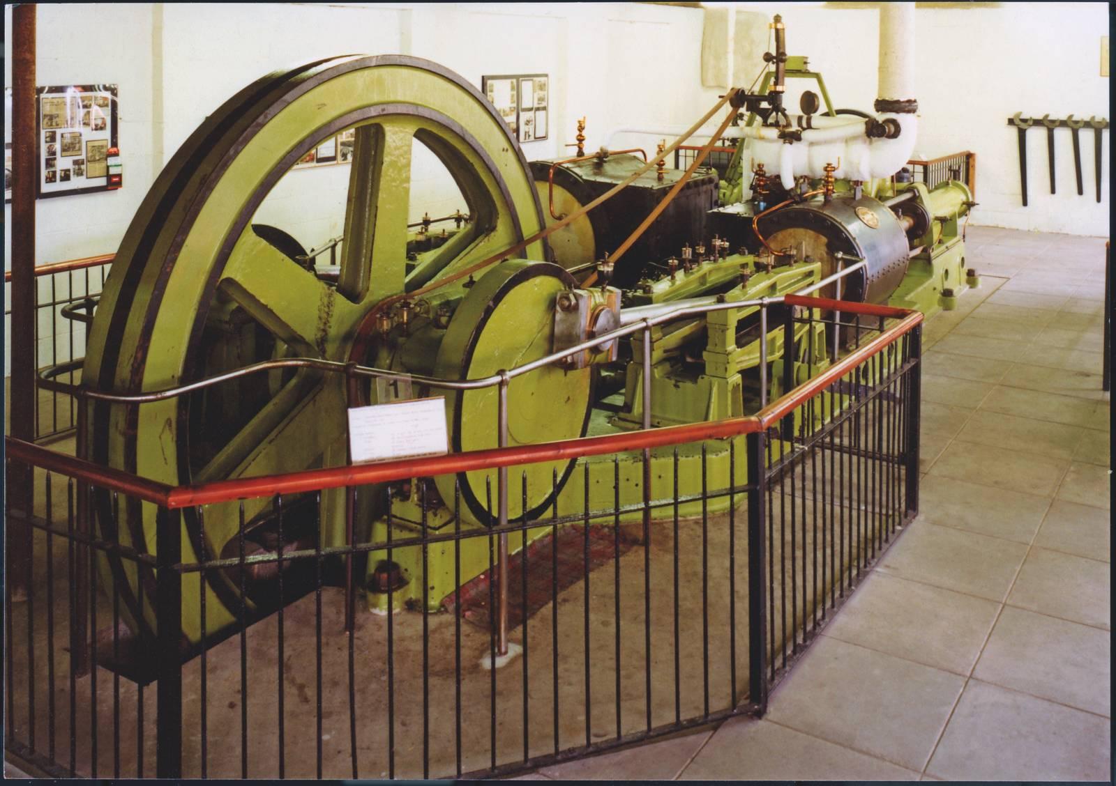 Forncett tower bridge engine RT
